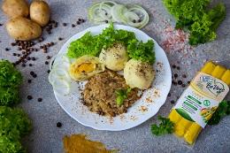 knedle z curry