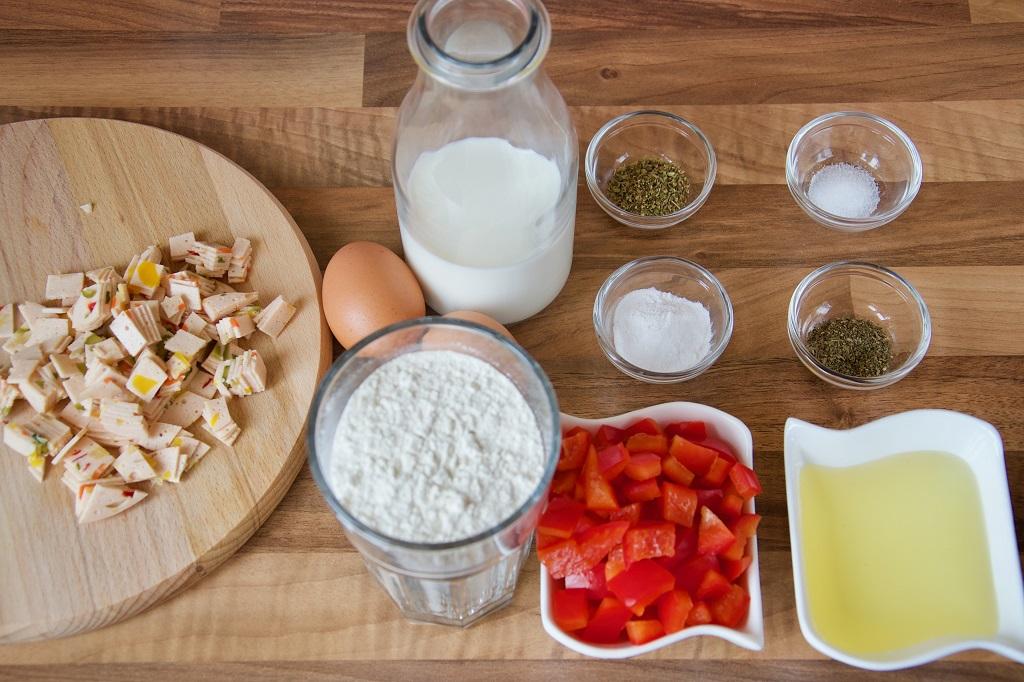 myffiny śniadaniowe składniki